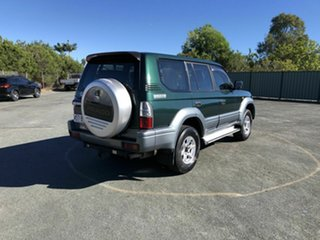 2000 Toyota Landcruiser Prado VZJ95R GXL Green 4 Speed Automatic Wagon.
