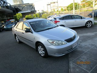 2002 Toyota Camry ACV36R Altise Silver 4 Speed Automatic Sedan.