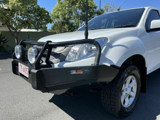 2015 Isuzu D-MAX SX White 5 Speed Automatic Dual Cab