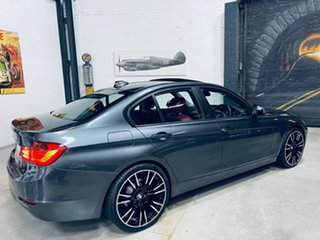 2012 BMW 320i F30 MY0812 320i Grey 8 Speed Sports Automatic Sedan