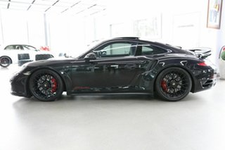 2014 Porsche 911 991 MY14 Turbo PDK AWD Black 7 Speed Sports Automatic Dual Clutch Coupe