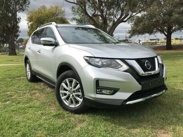 Pre-Owned Nissan X-Trail T32 MY20 ST-L (4x2) Wangaratta, 2020 Nissan X-Trail T32 MY20 ST-L (4x2) Silver Continuous Variable Wagon