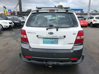 2009 Kia Sorento BL EX-L Global Circuit White 5 Speed Automatic Wagon