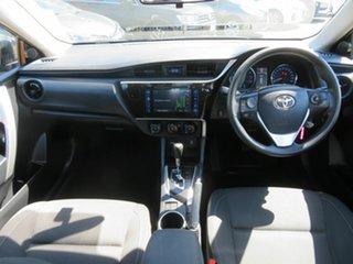 2018 Toyota Corolla ZRE172R Ascent S-CVT Grey 7 Speed Constant Variable Sedan
