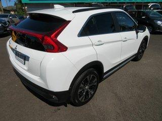 2019 Mitsubishi Eclipse Cross YA MY19 LS 2WD White 8 Speed Constant Variable Wagon