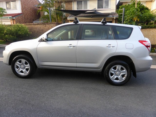 Used Toyota RAV4 ACA33R CV (4x4) Southport, 2009 Toyota RAV4 ACA33R CV (4x4) Silver 5 Speed Manual Wagon