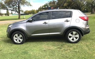 2011 Kia Sportage SL MY12 SI Grey 6 Speed Sports Automatic Wagon