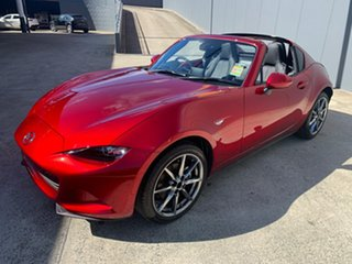 2021 Mazda MX-5 ND GT RF SKYACTIV-Drive Soul Red Crystal 6 Speed Sports Automatic Targa
