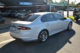 2016 Ford Falcon FG X XR6T Silver 6 Speed Auto Seq Sportshift Sedan.