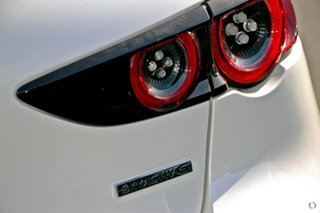 2021 Mazda 3 BP2HLA G25 SKYACTIV-Drive GT White 6 Speed Sports Automatic Hatchback