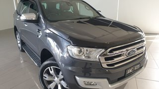 2018 Ford Everest UA 2018.00MY Titanium Grey 6 Speed Sports Automatic SUV.