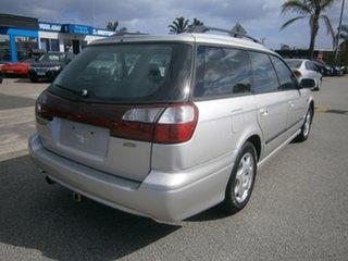 2000 Subaru Liberty B3 MY00 GX AWD Silver 4 Speed Automatic Wagon