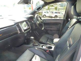 2018 Ford Ranger PX MkIII 2019.00MY Wildtrak White 6 Speed Sports Automatic Utility