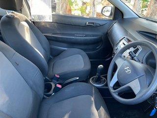 2013 Hyundai i20 PB MY13 Active Silver 6 Speed Manual Hatchback