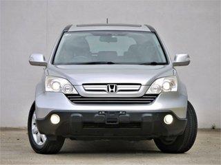 2007 Honda CR-V RE Luxury Silver Automatic Wagon.