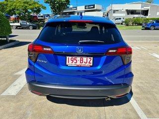 2019 Honda HR-V MY19 VTi-LX Blue 1 Speed Constant Variable Hatchback