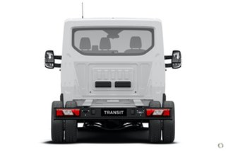 2020 Ford Transit VO 2020.50MY 430E White 10 Speed Automatic Single Cab Cab Chassis