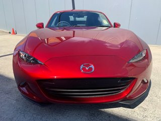 2021 Mazda MX-5 ND GT RF SKYACTIV-Drive Soul Red Crystal 6 Speed Sports Automatic Targa