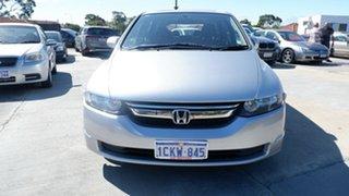 2007 Honda Odyssey 3rd Gen MY07 Luxury Silver 5 Speed Sports Automatic Wagon.