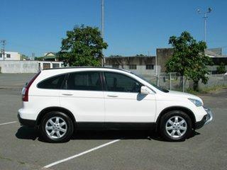 2008 Honda CR-V RE MY2007 Luxury White 5 Speed Automatic Wagon