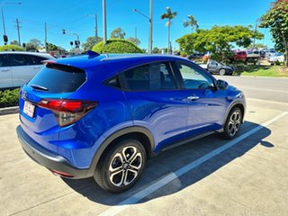 2019 Honda HR-V MY19 VTi-LX Blue 1 Speed Constant Variable Hatchback.