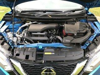 2020 Nissan Qashqai MY20 TI Blue Continuous Variable Wagon