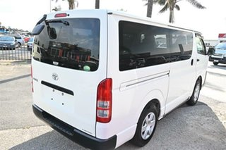 2016 Toyota HiAce KDH206V DX White Automatic Van