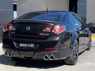 2014 Holden Special Vehicles ClubSport Gen-F MY14 R8 Black 6 Speed Sports Automatic Sedan.