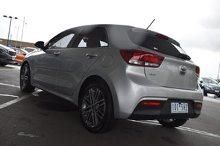 2019 Kia Rio YB MY20 Sport Silver 6 Speed Automatic Hatchback