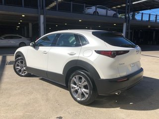 2021 Mazda CX-30 DM2W7A G20 SKYACTIV-Drive Touring Snowflake White 6 Speed Sports Automatic Wagon