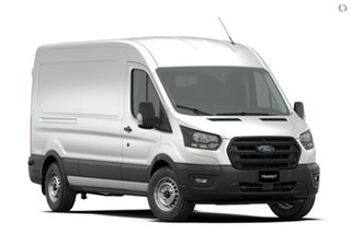 2020 Ford Transit 350L (Mid Roof) White 6 Speed Automatic Van.
