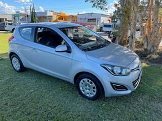 2013 Hyundai i20 PB MY13 Active 6 Speed Manual Hatchback