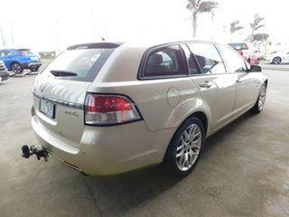 2008 Holden Commodore VE MY09 60th Anniversary Sportwagon Gold 4 Speed Automatic Wagon