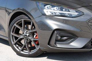 2020 Ford Focus ST Grey 6 Speed Manual Hatchback.