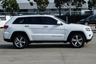 2013 Jeep Grand Cherokee WK Limited White Sports Automatic SUV