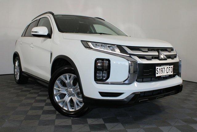 Used Mitsubishi ASX XD MY20 LS 2WD Wayville, 2020 Mitsubishi ASX XD MY20 LS 2WD White 1 Speed Constant Variable Wagon