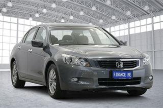2009 Honda Accord 8th Gen 40th Anniversary Polished Metal 5 Speed Sports Automatic Sedan.