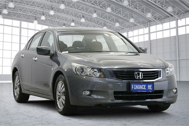 Used Honda Accord 8th Gen 40th Anniversary Victoria Park, 2009 Honda Accord 8th Gen 40th Anniversary Polished Metal 5 Speed Sports Automatic Sedan
