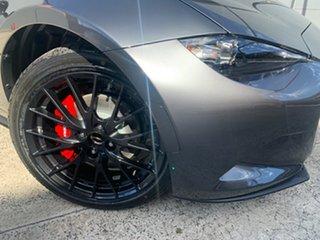 2021 Mazda MX-5 ND GT SKYACTIV-MT RS Machine Grey 6 Speed Manual Roadster.