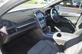 2016 Ford Falcon FG X XR6T Silver 6 Speed Auto Seq Sportshift Sedan