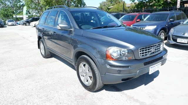 Used Volvo XC90 P28 MY08 LE St James, 2008 Volvo XC90 P28 MY08 LE Grey 6 Speed Sports Automatic Wagon