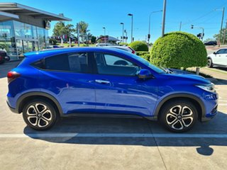 2019 Honda HR-V MY19 VTi-LX Blue 1 Speed Constant Variable Hatchback.