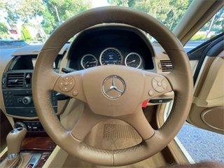 2007 Mercedes-Benz C-Class W203 C200 Kompressor Elegance Calcite White Sports Automatic Sedan