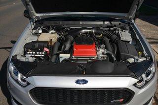 2016 Ford Falcon FG X XR6T Silver 6 Speed Auto Seq Sportshift Sedan