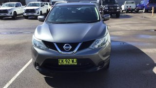 2015 Nissan Qashqai J11 ST Grey 1 Speed Constant Variable Wagon