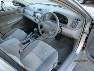 2002 Toyota Camry ACV36R Altise Silver 4 Speed Automatic Sedan
