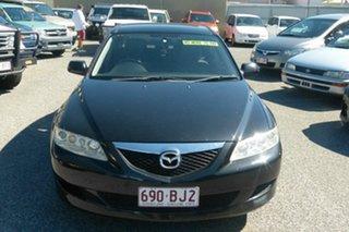2003 Mazda 6 GG1031 Classic Black 5 Speed Manual Hatchback.