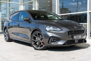 2020 Ford Focus ST Grey 6 Speed Manual Hatchback.