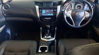 2017 Nissan Navara D23 S2 ST-X Silver, Chrome 7 Speed Sports Automatic Utility