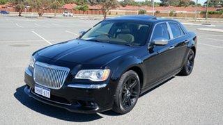 2013 Chrysler 300 LX MY13 C E-Shift Luxury Black 8 Speed Sports Automatic Sedan